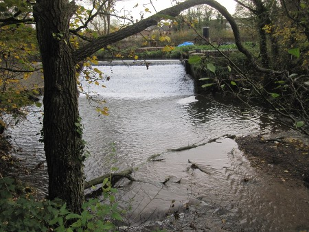 weir on 18 Nov